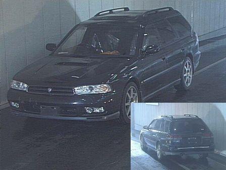 Subaru Legacy 1997 - отзыв владельца