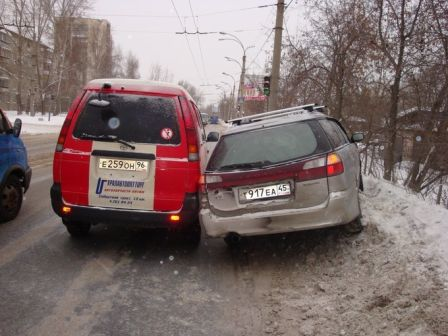Subaru Legacy 2001 - ����� ���������