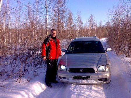 Subaru Legacy 1999 - ����� ���������