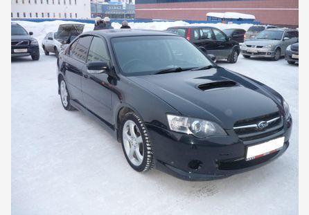 Subaru Legacy B4 2003 ����� ���������
