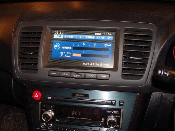 Subaru Legacy B4.