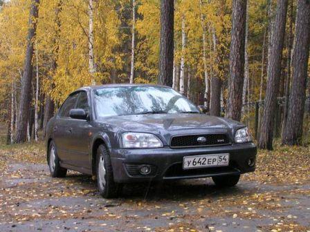 Subaru Legacy B4 2002 - ����� ���������