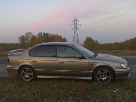 Subaru Legacy B4 2001 - ����� ���������