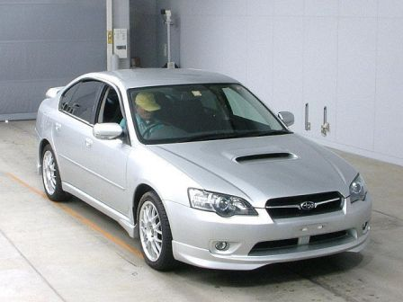 Subaru Legacy B4 2003 - ����� ���������