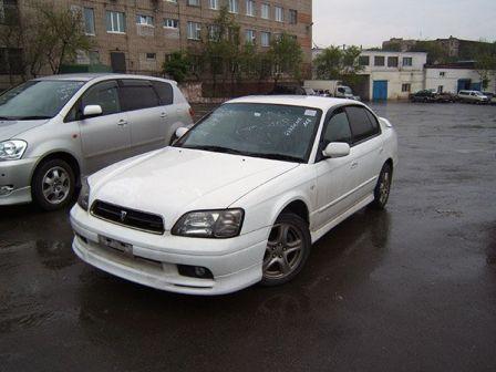 Subaru Legacy B4 2000 - ����� ���������