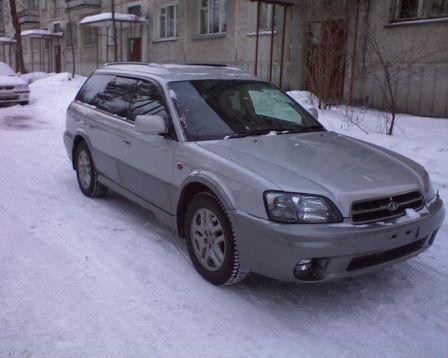 Subaru Legacy Lancaster 2000 - ����� ���������
