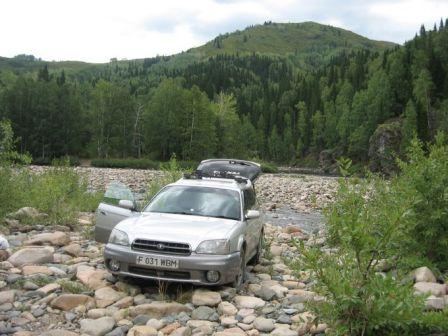 Subaru Legacy Lancaster 1999 - ����� ���������