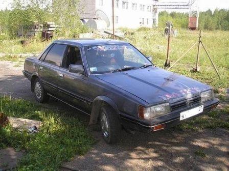 Subaru Leone 1988 - ����� ���������