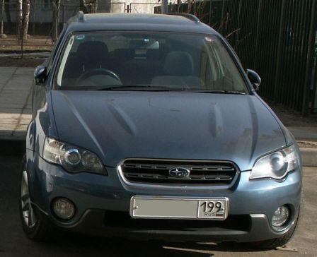 Subaru Outback 2004 - ����� ���������