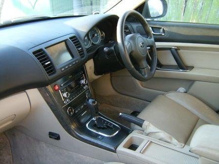 Subaru Outback 2004 - отзыв владельца