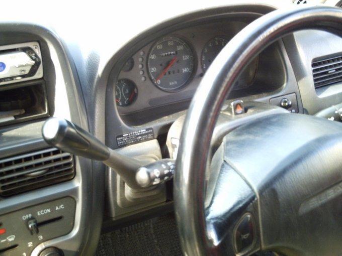 Subaru Pleo.