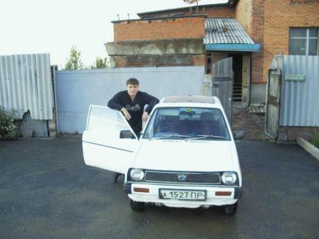 Subaru Rex 1984 - отзыв владельца
