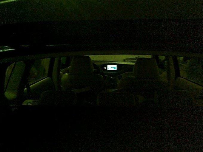 Subaru Tribeca.