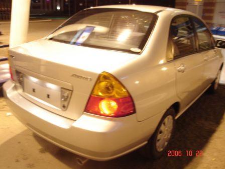 Suzuki Aerio 2003 - ����� ���������