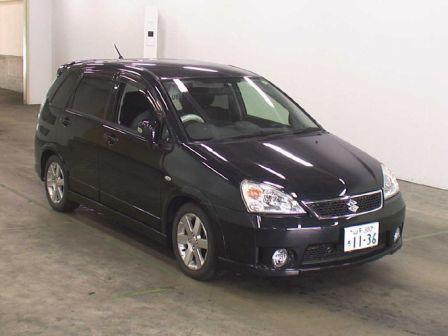Suzuki Aerio 2005 - отзыв владельца