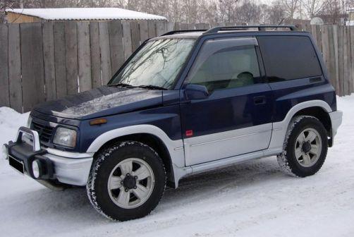 Suzuki Escudo 1997 - ����� ���������