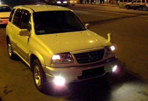 Suzuki Escudo 2001 - ����� ���������