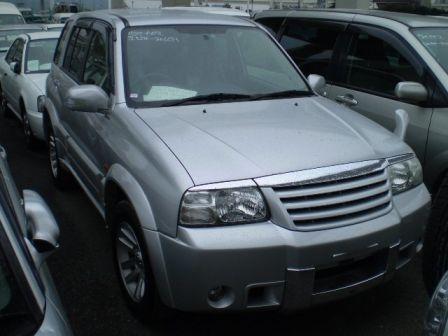 Suzuki Escudo 2004 - отзыв владельца