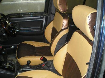 Suzuki Escudo 1991 - отзыв владельца