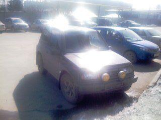 Suzuki Escudo 1994 - ����� ���������