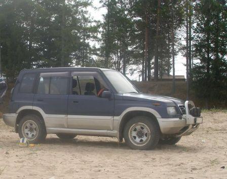 Suzuki Escudo 1996 - ����� ���������