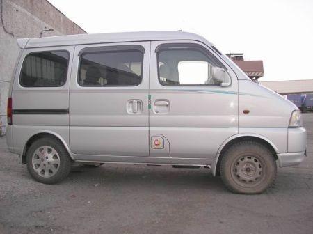 Suzuki Every 1999 - отзыв владельца