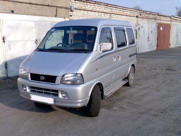 Suzuki Every 1999 - ����� ���������