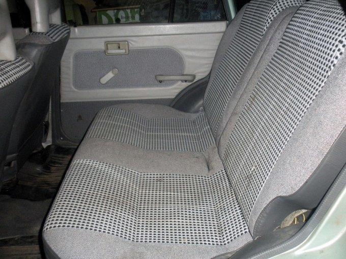 Suzuki Fronte.