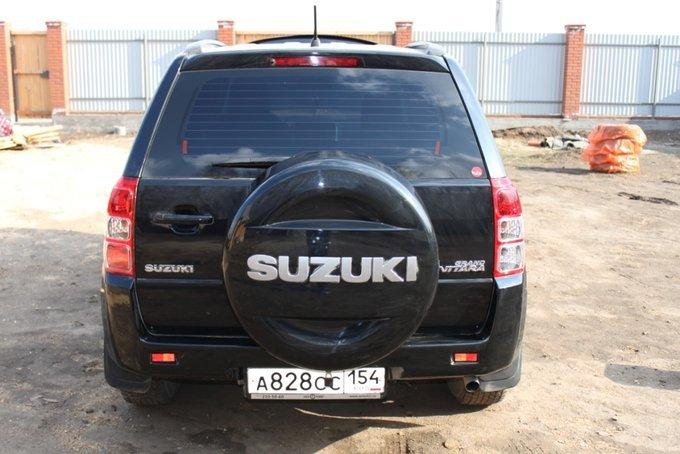 Suzuki Grand Vitara.