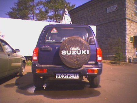 Suzuki Grand Vitara 1999 - отзыв владельца