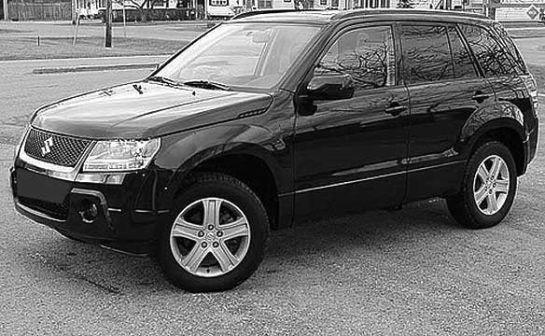 Suzuki Grand Vitara 2008 - ����� ���������