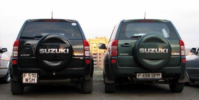 Suzuki Grand Vitara 2007 - ����� ���������