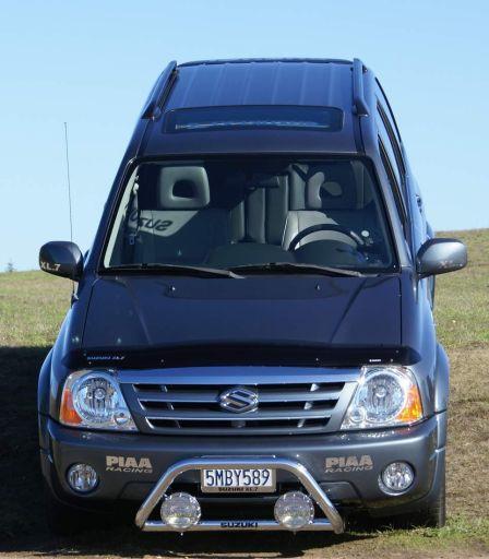 Suzuki Grand Vitara XL-7 2005 - отзыв владельца
