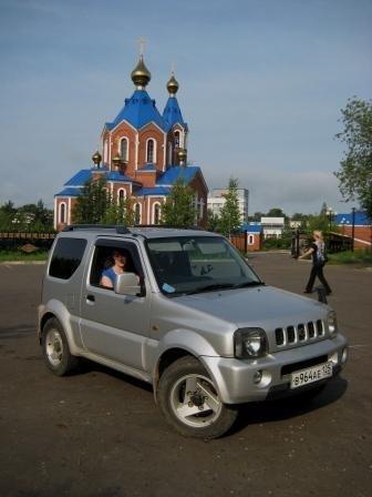 Suzuki Jimny Wide.