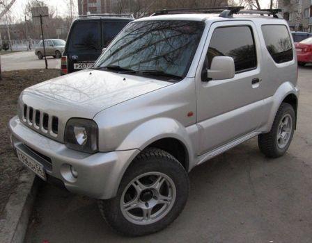Suzuki Jimny Wide 2001 - ����� ���������