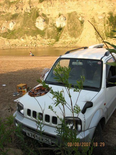 Suzuki Jimny Wide 2000 - ����� ���������
