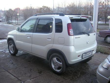 Suzuki Kei 1999 - отзыв владельца