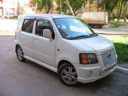 Suzuki Solio 2000 - отзыв владельца