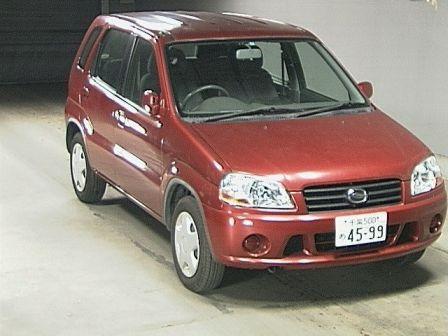 Suzuki Swift 2001 - отзыв владельца