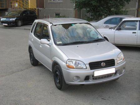 Suzuki Swift 2001 - ����� ���������