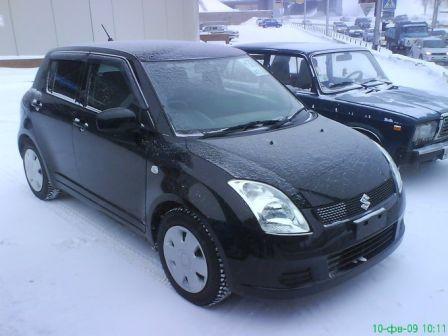 Suzuki Swift 2005 - ����� ���������
