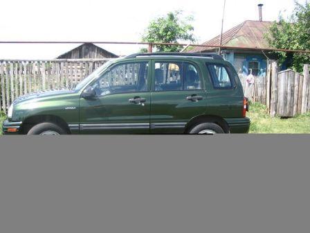 Suzuki Vitara 2000 - отзыв владельца