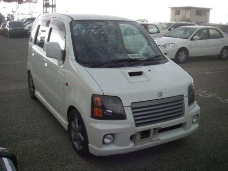 Suzuki Wagon R 2001 - отзыв владельца