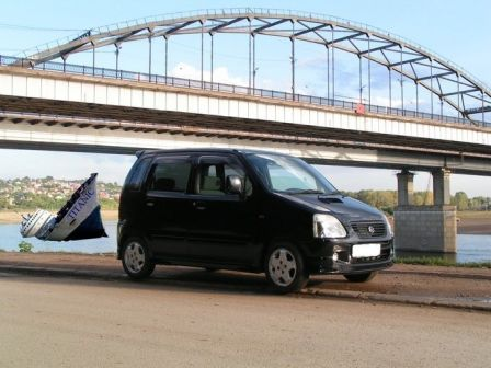 Suzuki Wagon R Plus 1999 - отзыв владельца