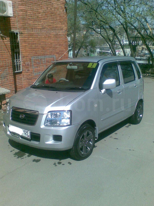 инструкцию по эксплуатации автомобиля suzuki wagon r solio 2001 год