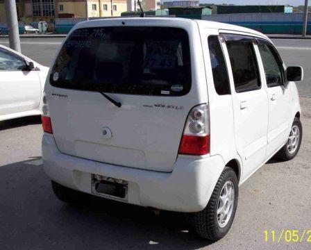 Suzuki Wagon R Solio 2002 - ����� ���������