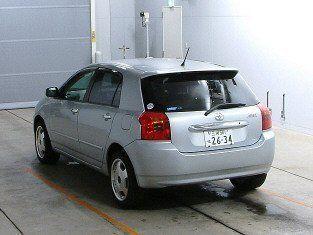 Toyota Allex 2002 - ����� ���������