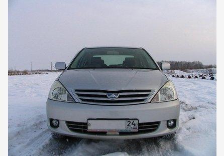 Toyota Allion 2002 ����� ���������