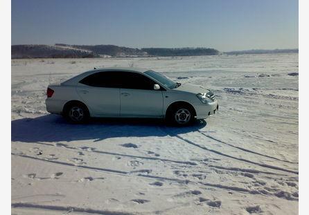 Toyota allion 2003 отзыв владельца