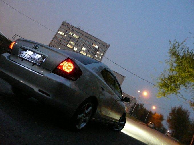 Toyota Allion.